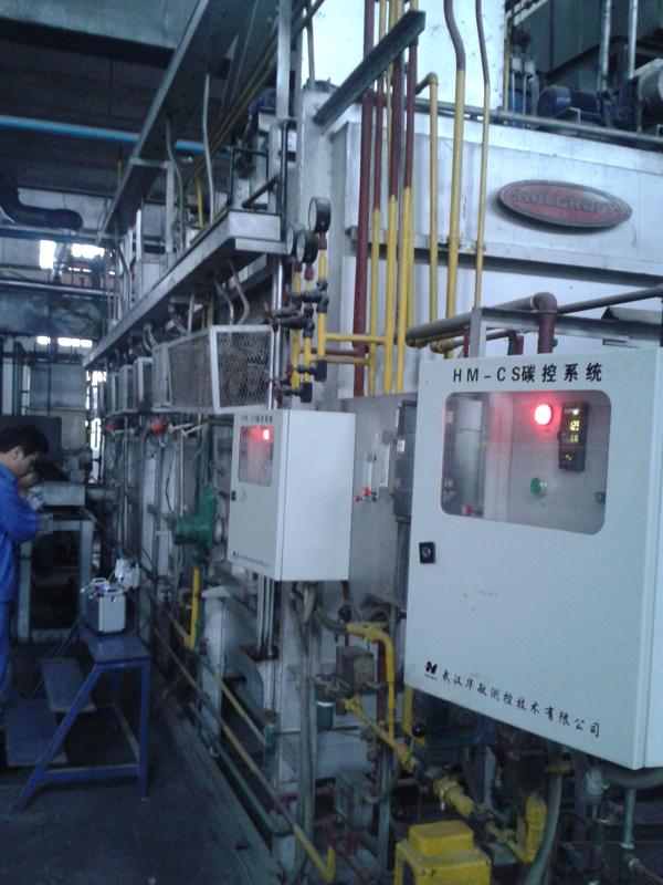 碳控系统改造